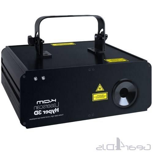 Лазерный проектор для рекламы