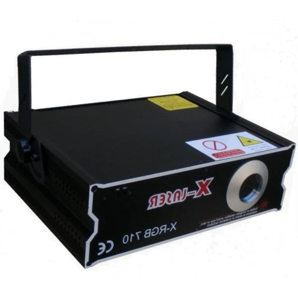 Лазер для наружной рекламы